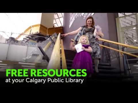 Free Resources at your Calgary Public Library