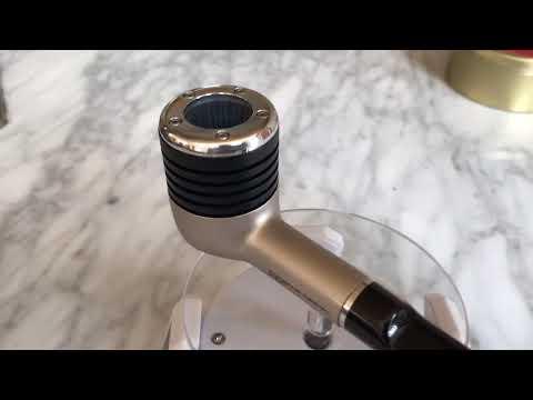 Porsche Design Pipe Smoking