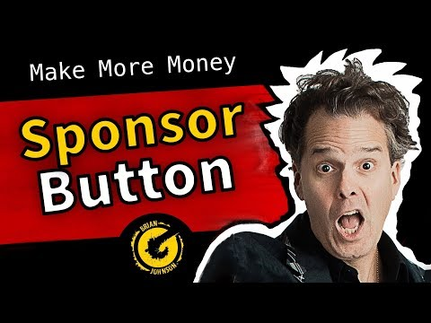 YouTube Sponsor Button - What You Missed