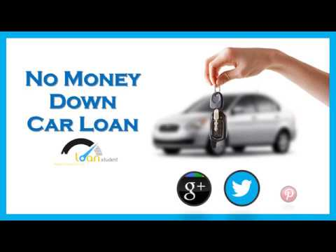 No Money Down Car Loan - A Great Move to Buy A Car Without Making Down Payment