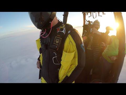 Wingsuit Flight From the Heavens: 00593