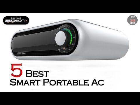 5 Best Smart Portable Air Conditioner You can Buy in 2018 - Best AC