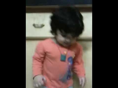 Baby tantrums