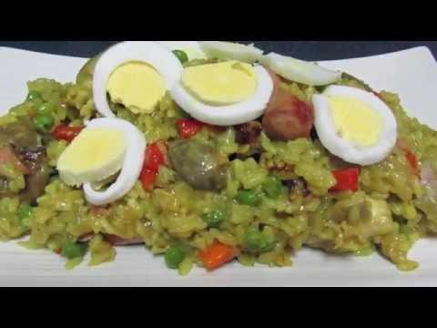 Bringhe (Filipino version of Paella) Kapampangan