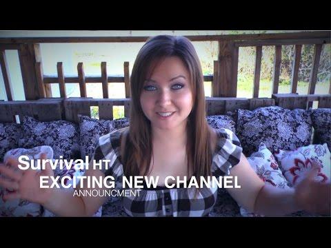 Attention Survival HT Fans! New Channel Announcement!