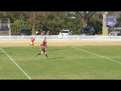 2018 Group 10 Round 9 - Orange Hawks v Mudgee Dragons