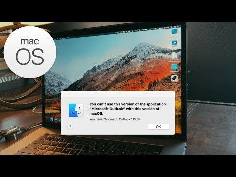 MacOS High Sierra Microsoft Office Not Working (Fix)