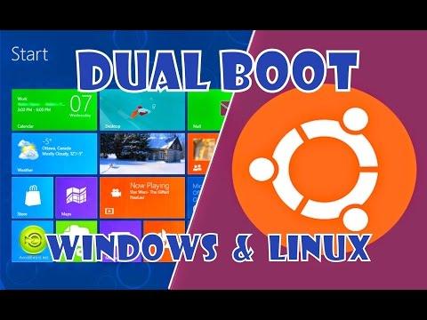 DUAL BOOT   WINDOWS (7/8/8.1) & LINUX (UBUNTU 14.04)