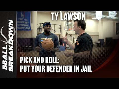 Ty Lawson: Putting Your Defender In Jail in the Pick And Roll