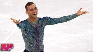 Adam Rippon Has The BEST Response To Sally Field