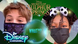 Mindreader: Walt Disney World Takeover | Secrets of Sulphur Springs | Disney Channel