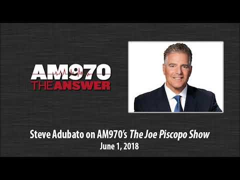 Steve Adubato Talks