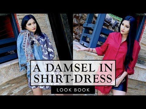 ALL THE SHIRT DRESSES!!   Sonal Maherali