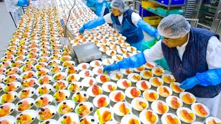 How Emirates Meals are made Flight catering