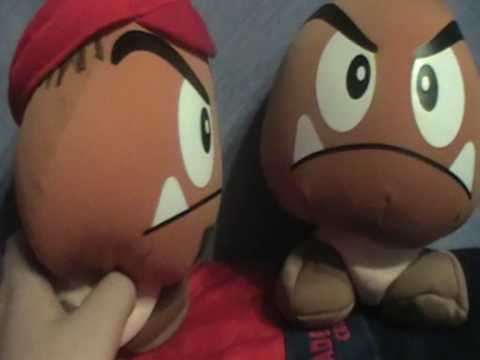 Mario Plushies Ep 6  - Goombas Revenge