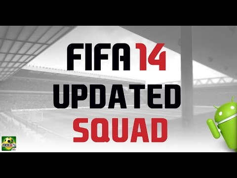 FIFA 14 Android - With 16/17 Transfers - Unlocked