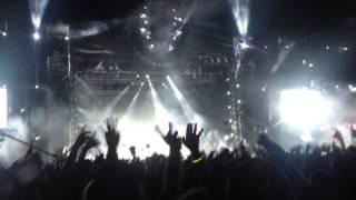 Martin Garrix dropping Animals (Botnek Remix) live at Ultra Europe