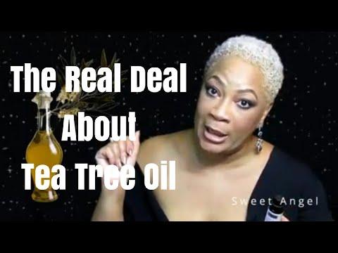 USES OF TEA TREE OIL