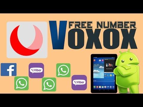 BARO SIDA LOSAMEYSO  FREE NUMBER USA  ( VOXOX ) (CSH81 )