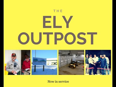 Ely Outpost Ribbon Cutting