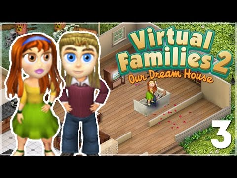 Cleaning House & Making Babies!! • Virtual Families 2 - Episode #3