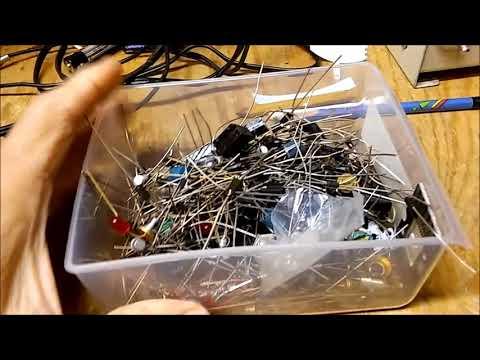 OLD Transistors For An OLD Goat