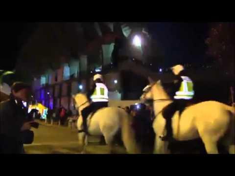 Cuerpo Nacional De Policia Betis Sevilla