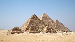 ASMR - Egyptian Pyramids