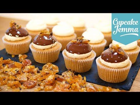 Coffee Caramel Cupcake Recipe | Cupcake Jemma