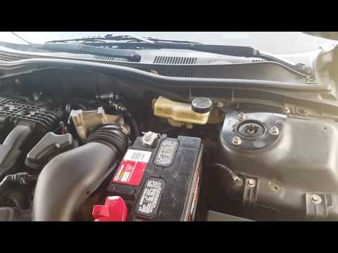 How to test you power brake booster on a vehicle