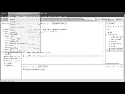 Unit Testing and JUnit (using Scala)