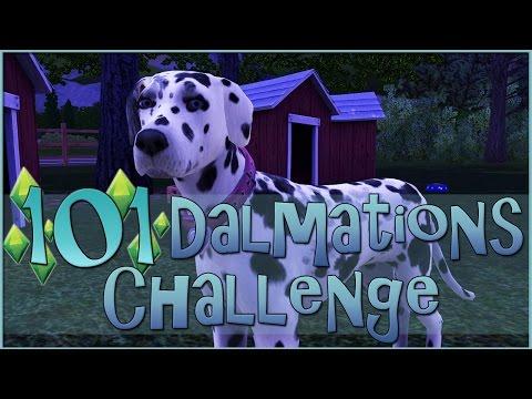 Perdita's Silver Spots    Sims 3: 101 Dalmatians Challenge  - Episode #77