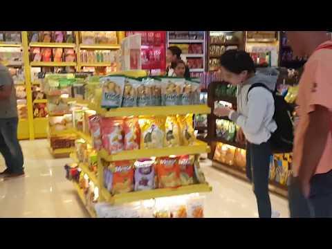 Duty free shopping at Suvarnabhumi airport 🇹🇭 Bangkok, Thailand