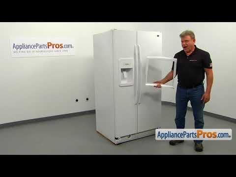 Refrigerator Glass Shelf (Part #WPW10276348) - How To Replace