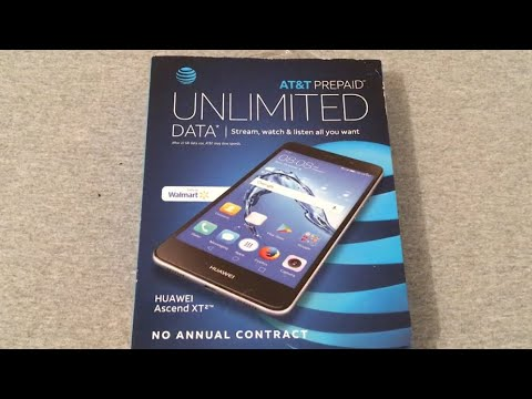 Huawei Ascend XT2 Unboxing & First Look (AT&T)