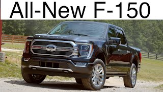 All-New 2021 Ford F 150 // What you need to know.