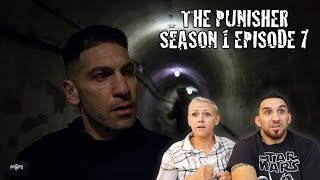 The Punisher 1x09