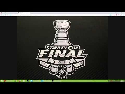 NHL 2004 Rebuilt - Stanley Cup - Season # 12 - Final - Game 2