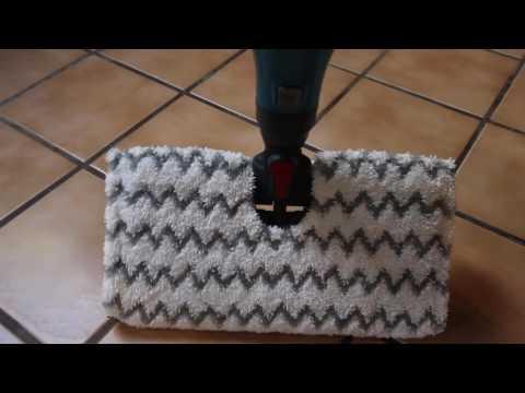 shark genius steam mop system