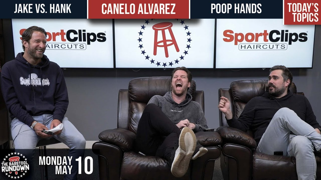 Do You Wash Your Hands After You Go to the Bathroom in your House? - Barstool Rundown - May 10, 2021