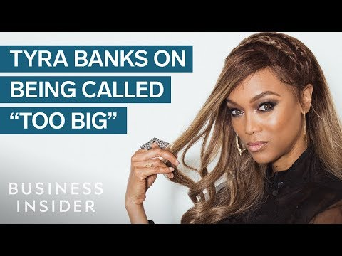 How Tyra Banks Built An Empire After Being Called
