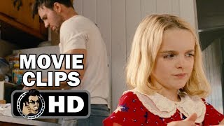 GIFTED - 4 Movie Clips + Trailer (2017) Chris Evans Drama Movie HD