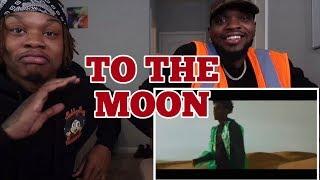 David Grain - To The Moon | REACTION