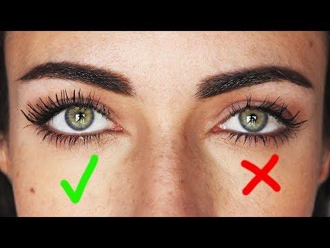 ONE Mascara Two Ways | How To Apply Mascara Like A Pro | MakeupAndArtFreak