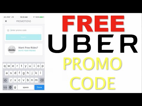Uber Promo Code - Get A FREE Ride For New & Existing Users 2016!
