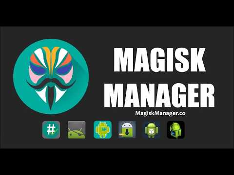 How to use Magisk Manager to Root any Android device 2018