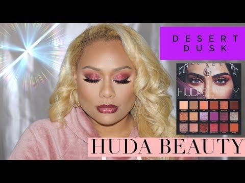 Huda Beauty Desert Dusk: Final Answer 👍🏽👎🏽