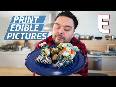 How to Add Insanely Colorful Graphic Designs to Your Summer Rolls — You Can Do This!