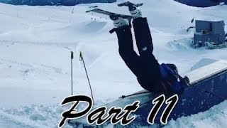 Ski Crash Compilation of the BEST Stupid & Crazy FAILS EVER MADE! PART 11