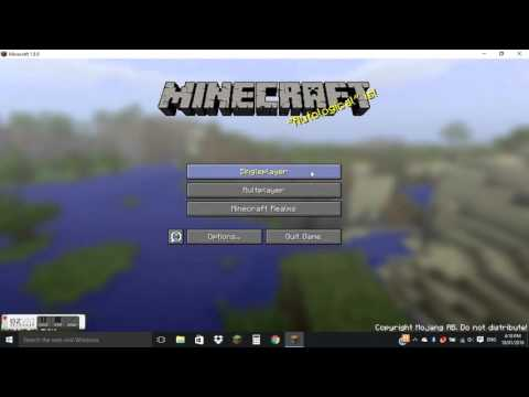 How to Backup Your Minecraft Worlds {READ DESCRIPTION)
